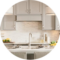 The Reedsburg Flooring Store is a proud supplier of Kitchen and Bath Cabinetry and Vanities.